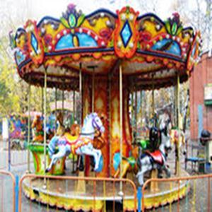 Парки культуры и отдыха Инзы