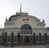 Железнодорожные вокзалы в Инзе