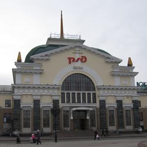 Железнодорожные вокзалы Инзы
